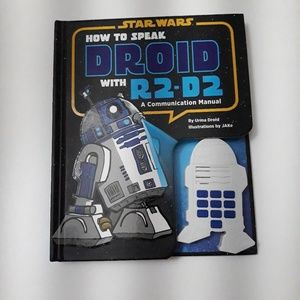 How to speak Droid with R2-D2 (hardcover)